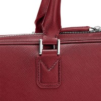 Фото Сумка MontBlanc MB Sartorial Doc Case Ultra Slim Red 118691